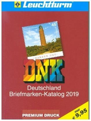 deutschland briefmarken katalog dnk 2019 portofrei bei. Black Bedroom Furniture Sets. Home Design Ideas