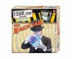 Noris 606101798 - Escape Room, The Magician, Logik-, Denk-, Party-, Quizspiel, Erweiterung