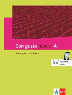 Con gusto nuevo A1. Trainingsbuch + MP3-CD