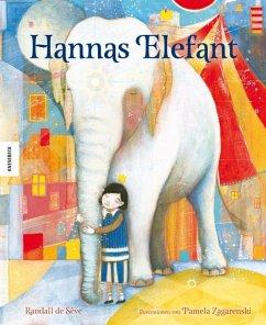 Hannas Elefant - de Sève, Randall