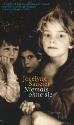 Niemals ohne sie - Saucier, Jocelyne