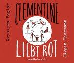 Clementine liebt Rot, 3 Audio-CDs