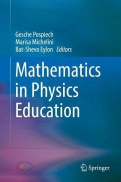 Mathematics in Physics Education