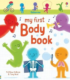 My First Body Book - Oldham, Matthew
