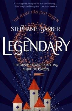 Legendary - Garber, Stephanie