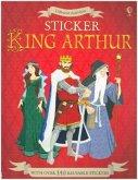 Sticker King Arthur