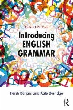 Introducing English Grammar - Börjars, Kersti; Burridge, Kate