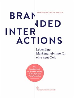 Branded Interactions (eBook, PDF) - Wenger, Katja; Spies, Marco