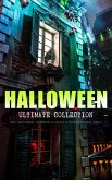 HALLOWEEN Ultimate Collection: 200+ Mysteries, Horror Classics & Supernatural Tales (eBook, ePUB)