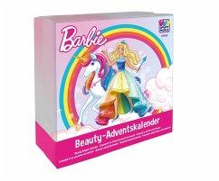 Happy People 52053 - Barbie Beauty Adventskalender 2019