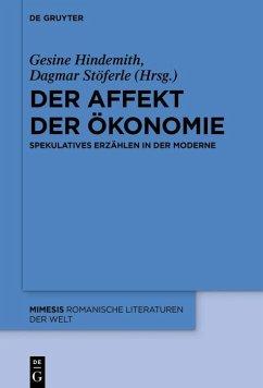 Der Affekt der Ökonomie (eBook, ePUB)