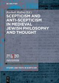 Scepticism and Anti-Scepticism in Medieval Jewish Philosophy and Thought (eBook, ePUB)