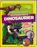 Superexperte Dinosaurier