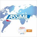 ASSiMiL Deutsch ohne Mühe heute, 1 MP3-CD