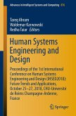 Human Systems Engineering and Design (eBook, PDF)