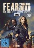 Fear the Walking Dead - Die komplette vierte Staffel (4 Discs)