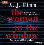 The Woman in the Window - Was hat sie wirklich gesehen?, 2 MP3-CDs (Mängelexemplar)