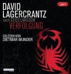 Verfolgung / Millennium Bd.5 (2 MP3-CDs) (Mängelexemplar)