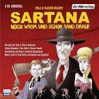 Sartana - noch warm und schon Sand drauf, 2 Audio-CDs (Mängelexemplar)