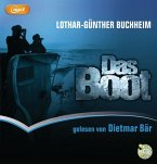 Das Boot, 2 MP3-CDs (Mängelexemplar)