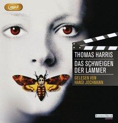 Das Schweigen der Lämmer, 1 MP3-CD (Mängelexemplar) - Harris, Thomas