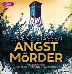 Angstmörder / Nicholas Meller Bd.1 (2 MP3-CDs) (Mängelexemplar)