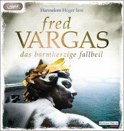 Das barmherzige Fallbeil / Kommissar Adamsberg Bd.11 (1 MP3-CD) (Mängelexemplar) - Vargas, Fred