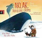 Ein Wal für alle Fälle / Aklak, der kleine Eskimo Bd.3 (Mängelexemplar)