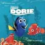 Findet Dorie, 2 Audio-CDs (Mängelexemplar)