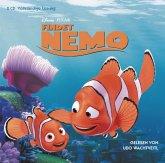 Findet Nemo, 2 Audio-CDs (Mängelexemplar)