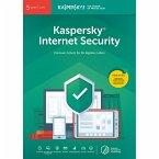 Kaspersky Internet Security (2019) - 5 Geräte / 12 Monate (Download für Windows)