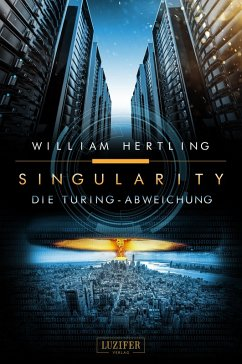 DIE TURING-ABWEICHUNG (eBook, ePUB) - Hertling, William