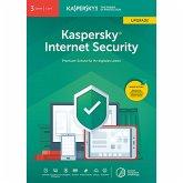 Kaspersky Internet Security (2019) Upgrade - 3 Geräte / 12 Monate (Download für Windows)