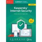 Kaspersky Internet Security (2019) Upgrade - 5 Geräte / 12 Monate (Download für Windows)