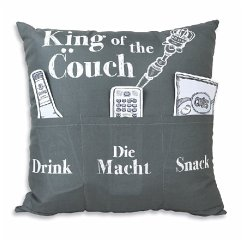 Sofahelden Kissen King of the Couch