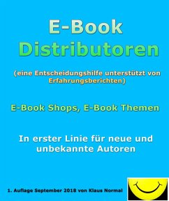 E-Book Distributoren, E-Book Shops, E-Book Them...