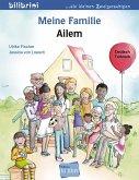 Meine Familie. Kinderbuch Deutsch-Türkisch