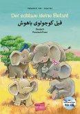 Der schlaue kleine Elefant. Kinderbuch Deutsch-Persisch mit mehrsprachiger Audio-CD