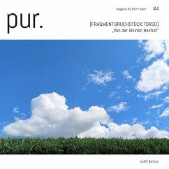 pur. magazin für bild + wort [#4]