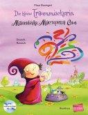 Die kleine Traummischerin. Kinderbuch Deutsch-Russisch mit Audio-CD