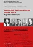 Gewerkschafter im Konzentrationslager Osthofen 1933/34