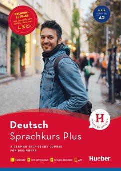 Sprachkurs Plus Deutsch A1/A2 - Premiumausgabe - Niebisch, Daniela;Hohmann, Sabine