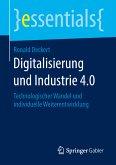 Digitalisierung und Industrie 4.0 (eBook, PDF)