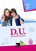 D.U. DeutschUnterricht 7 Lehrerband Bayern
