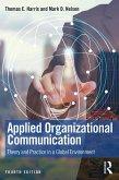 Applied Organizational Communication (eBook, PDF)