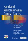 Hand and Wrist Injuries In Combat Sports (eBook, PDF)