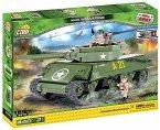 Cobi 2475 - M-10 Wolverine, Amerikanischer Panzerzerstörer, Konstruktionsspielzeug, Bausatz, 440 Teile
