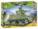 COBI Small Army 2456 - 7TP Tank, polnischer leichter Panzer, Bausatz 370 Teile