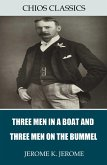 Three Men in a Boat and Three Men on the Bummel (eBook, ePUB)