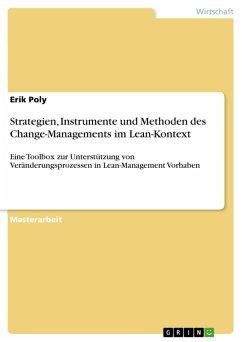 Strategien, Instrumente und Methoden des Change...